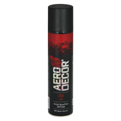 Spray Color Rojo AERO-DECOR 400ML