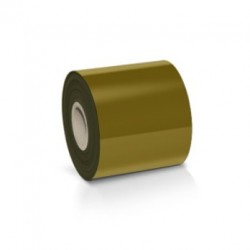 Ribbon Oro Mate 70 mm x 200 metros