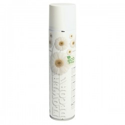 Spray Color blanco para Flor Natural 400ml