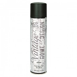 Spray Efecto Pizarra Plata 400ml